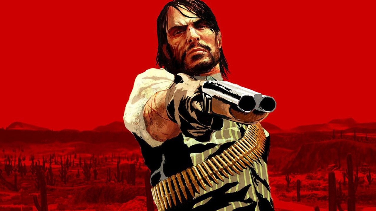 Red Dead Rredemption