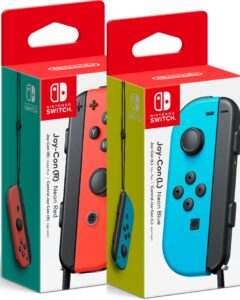 Price of single Joy-Cons dropped in the U.S.