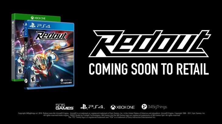 Redout Announcement