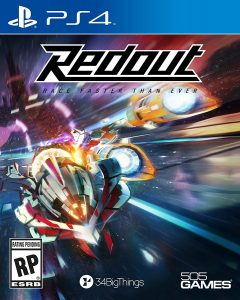 Wipeout-inspired Redout console release dated