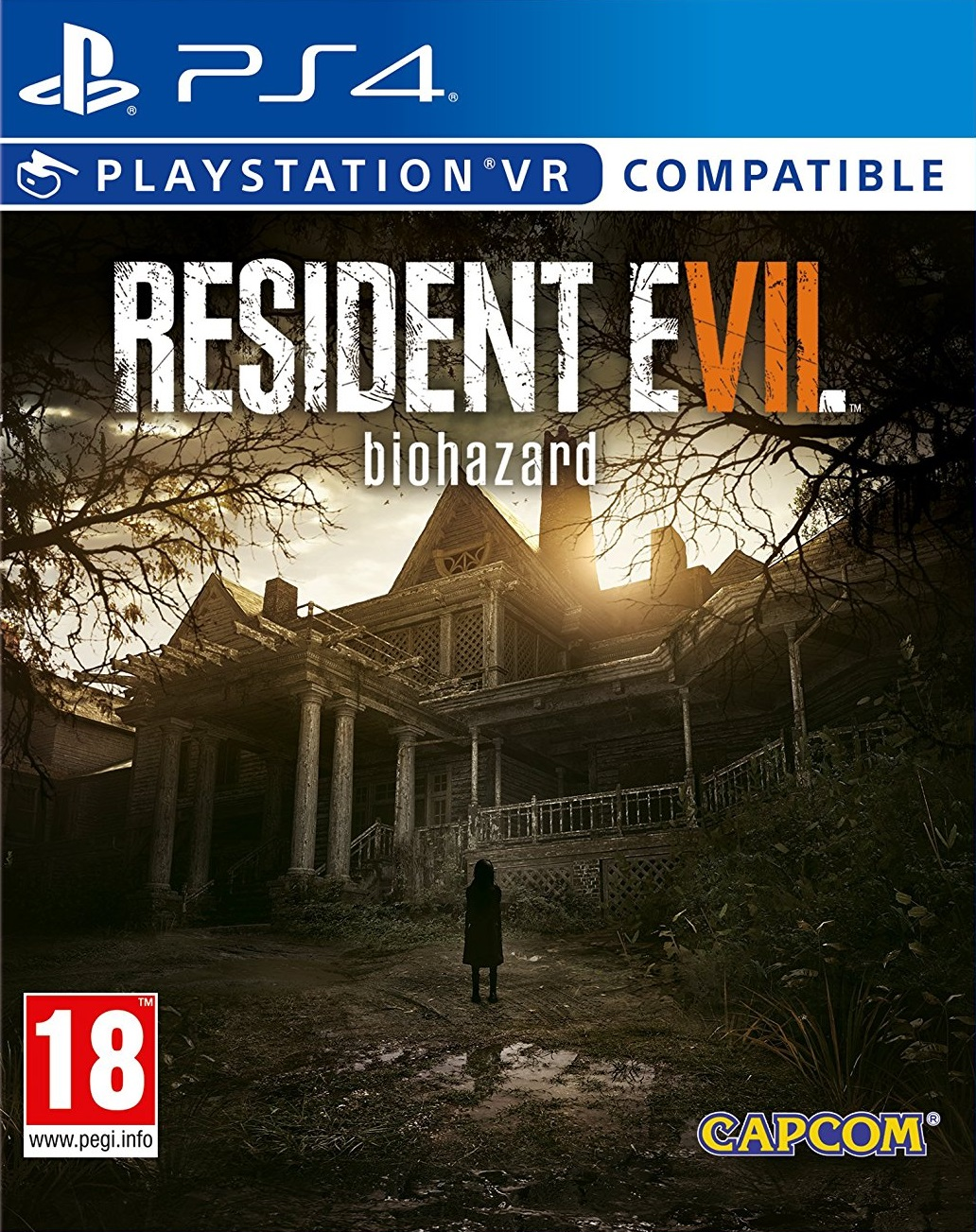 Resident Evil 7: Biohazard releases and takes the top