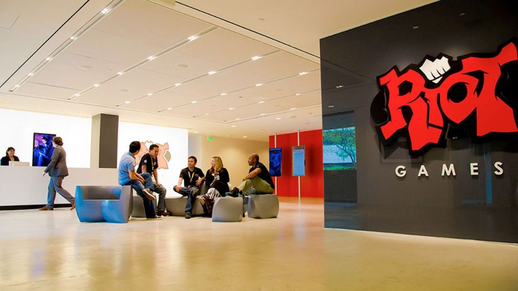 Riot Games - Office