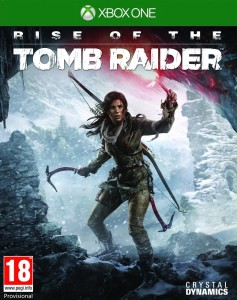 Developers are 'Very Happy' with Rise of the Tomb Raider