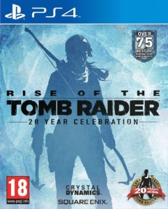 Rise of the Tomb Raider: 20 Year Celebration Edition - PS4