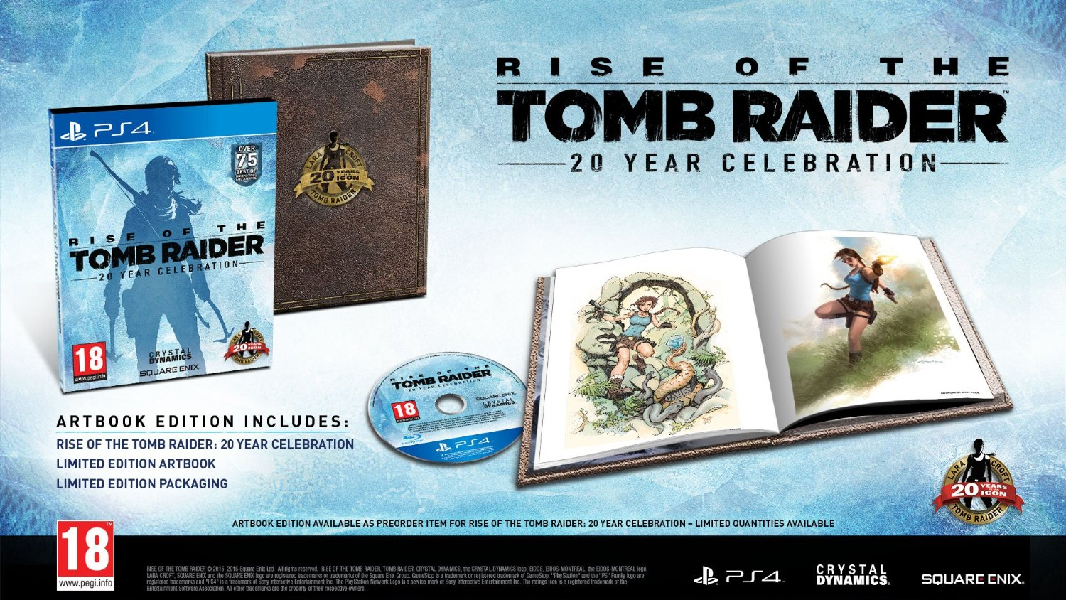 Rise Of The Tomb Raider 20 Year Celebration Ps4 Review Roundup