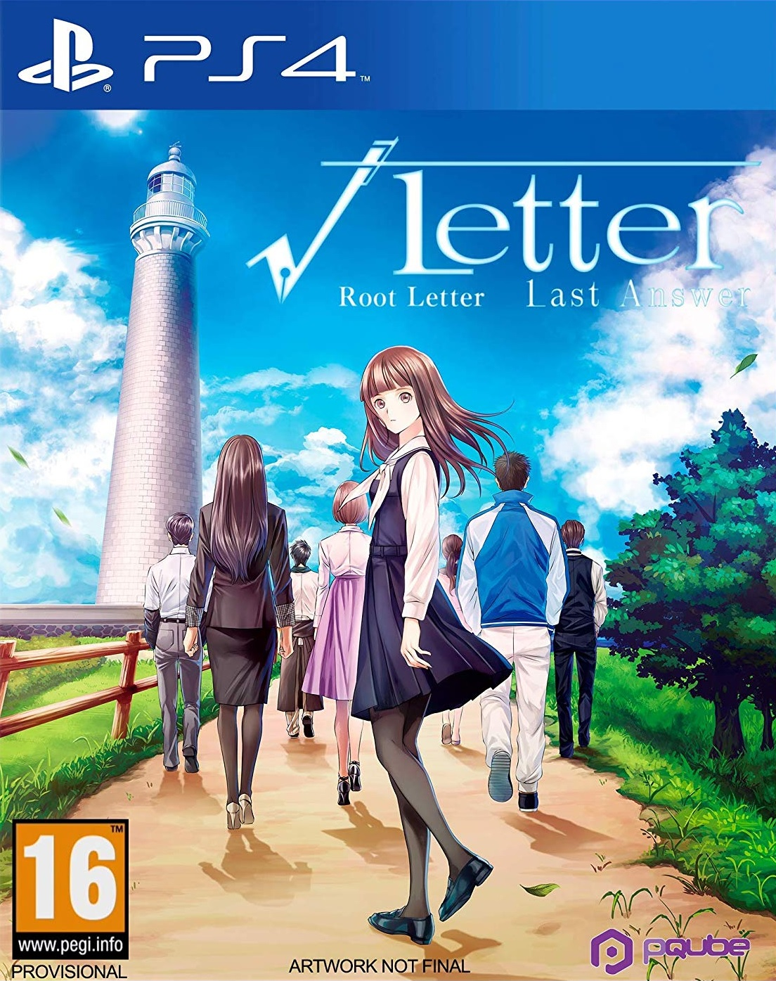 Root Letter Last Answer - Reveal - PS4