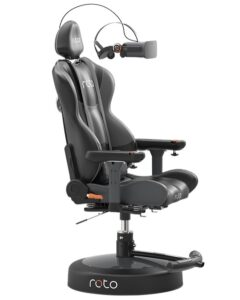 Roto VR motorised and interactive gaming chair