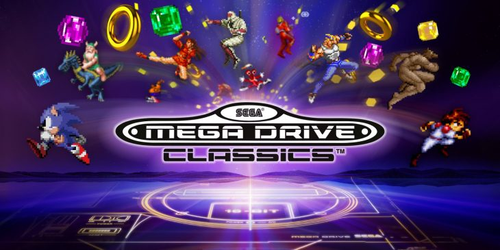 SEGA® Mega Drive Classics (Nintendo Switch)