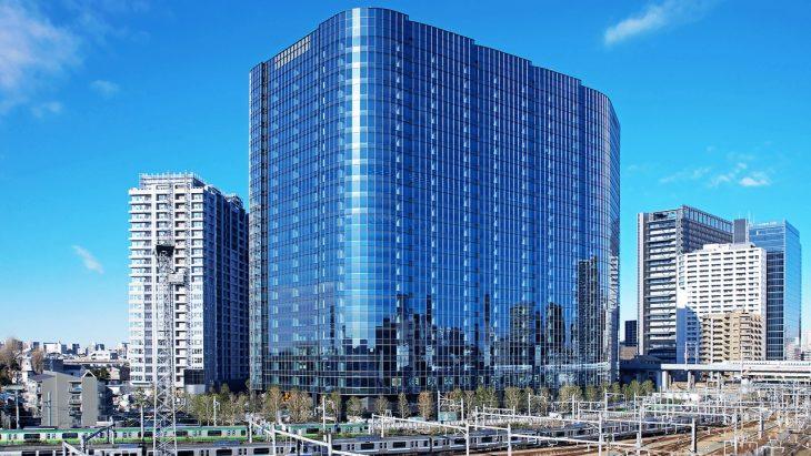 SEGA Sammy Building