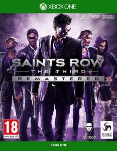 Saints Row The Third Remastered - Xbox One