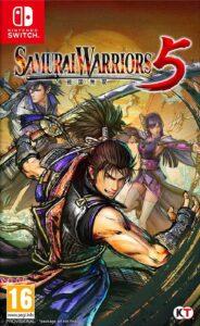 Samurai Warriors 5 - Switch