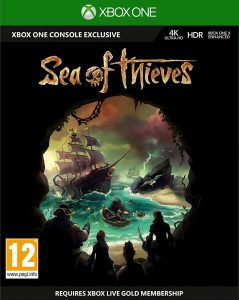 Sea of Thieves releases and takes the top