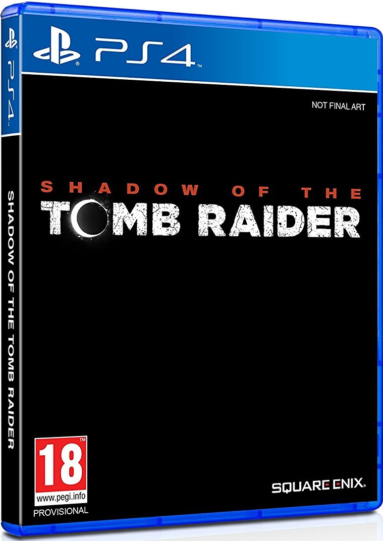 Shadow of the Tomb Raider - PS4 - TBC