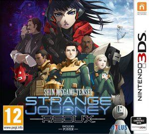 Shin Megami Tensei Strange Journey Redux - 3DS