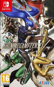 Shin Megami Tensei V - Switch