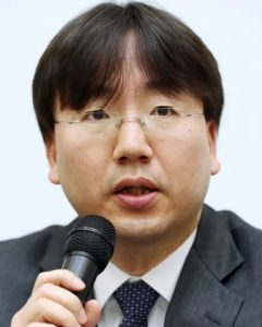 Shuntaro Furukawa replacing Nintendo President Tatsumi Kimishima