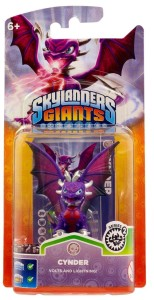 Skylanders Giants - Reposed Character Pack - Cynder