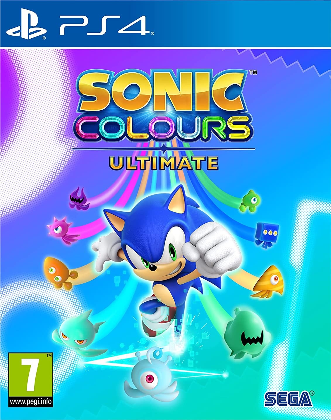 Sonic Colours Ultimate - PS4