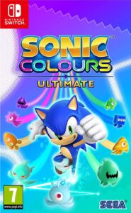 Sonic Colours Ultimate - Switch