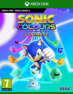 Sonic Colours Ultimate - Xbox One