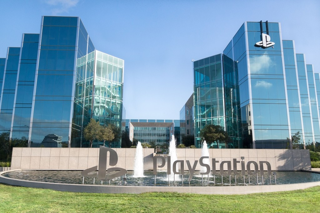 Sony San Mateo - Building Exterior