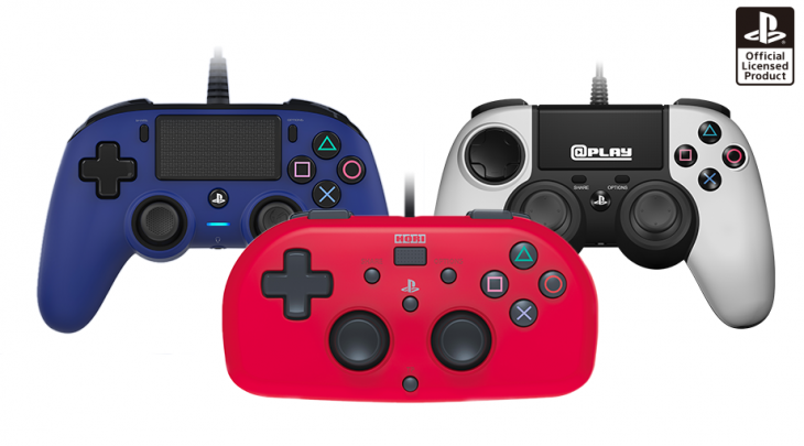 Sony announce compact controllers and mini gamepad for PS4