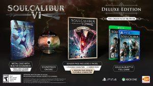 SoulCalibur 6 - Deluxe Edition