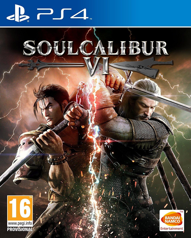 SoulCalibur 6 - PS4