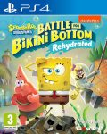 Spongebob SquarePants Battle for Bikini Bottom - Rehydrated - PS4