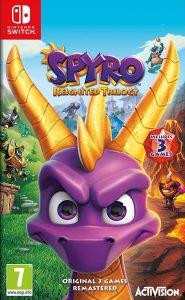 Spyro Trilogy Reignited - Switch
