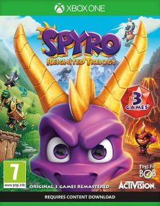 Spyro Trilogy Reignited - Xbox One