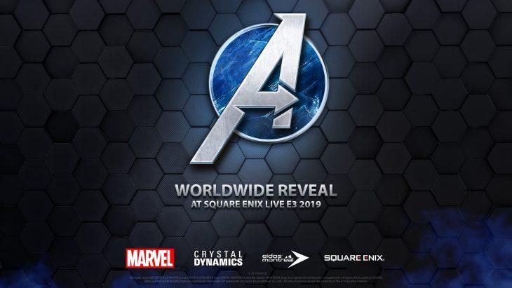 Square Enix Marvels Avengers E3 Announcement