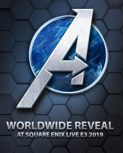 Marvel's Avengers to be revealed by Square Enix at E3
