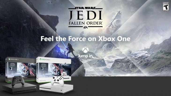 Star Wars Jedi Fallen Order Xbox One bundles