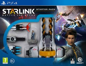 Starlink Battle For Atlas Starship Pack - PS4