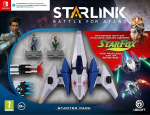 Starlink Battle For Atlas Starship Pack