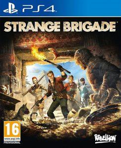 Strange Brigade - PS4
