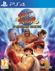 Street Fighter – 30th Anniversary Collection