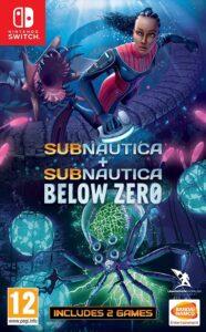 Subnautica Below Zero - Switch
