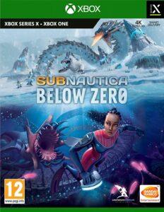 Subnautica Below Zero - Xbox Series X