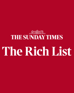9 video game multi-millionaires in Sunday Times Rich List