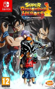 Super Dragon Ball Heroes - Switch
