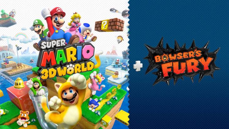 Super Mario 3DWorld And Bowsers Fury