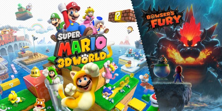 Super Mario 3DWorld And Bowsers Fury