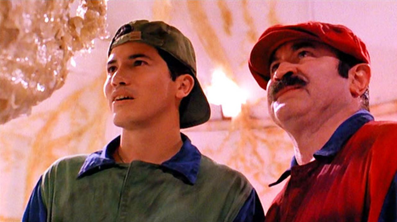 Super Mario Movie - 1993