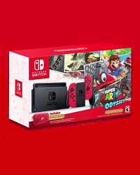 Nintendo Announce New Switch Games and Mario Console Bundle