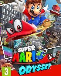 Super Mario Odyssey release date confirmed