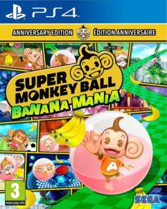 Super Monkey Ball Banana Mania - PS4