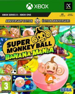 Super Monkey Ball Banana Mania - Xbox Series X