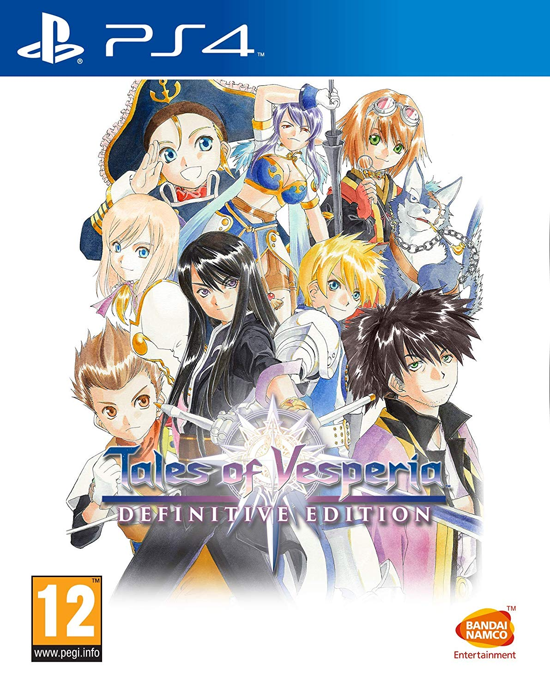Tales Of Vesperia Definitive Edition - PS4